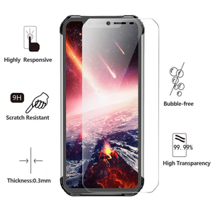 Image 5 - Original Blackview Tempered Glass Film BV9600/BV9600Pro/bv9600E Scratch Proof Protective Glass  BV9600 pro Screen Protector