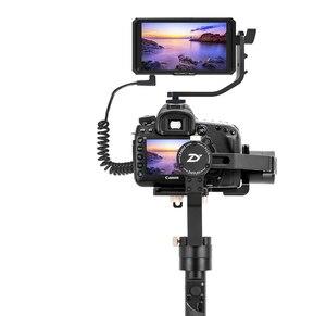 Image 2 - Feelworld Master MA5 2018 nowy monitor zewnętrzny na aparacie 5 Cal Full HD 4K HDMI wejście/wyjście dc 8.4V moc wyjściowa dla lustrzanki cyfrowe