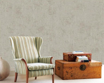 Beibehang Bedroom full of living room modern plain plain imitation linen wallpaper roll papel de parede Plain color 3d wallpaper фото