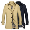 2016 capa de moda abrigos abrigos Casual hombres chaquetas abrigos abrigos casuales hombres traje chaqueta de la capa