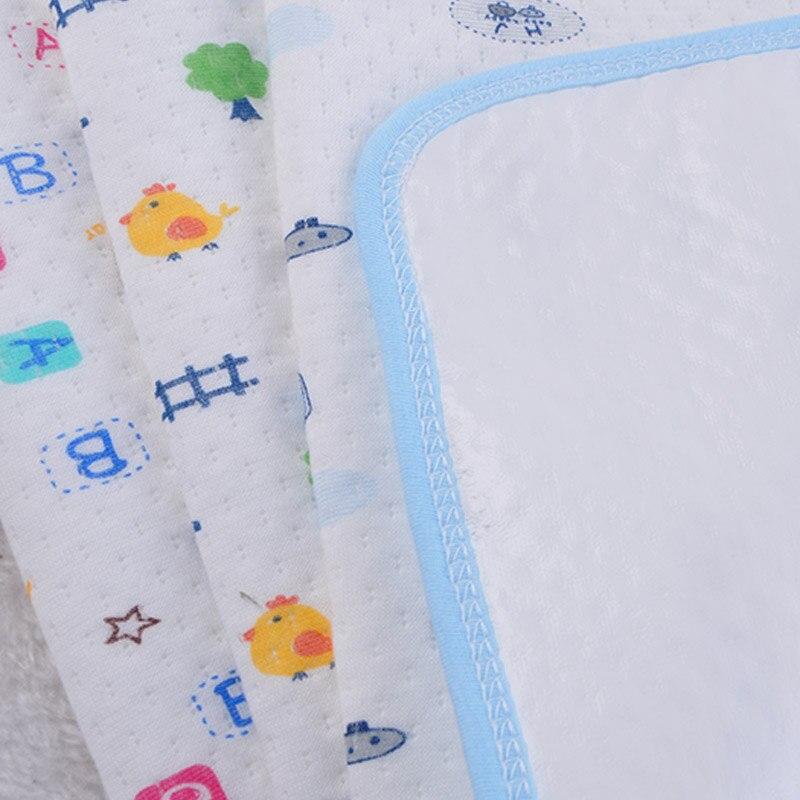 Baby Kids Herbruikbare Waterdichte Matras Beddengoed Luierwissel Mat - Luiers en zindelijkheidstraining - Foto 4