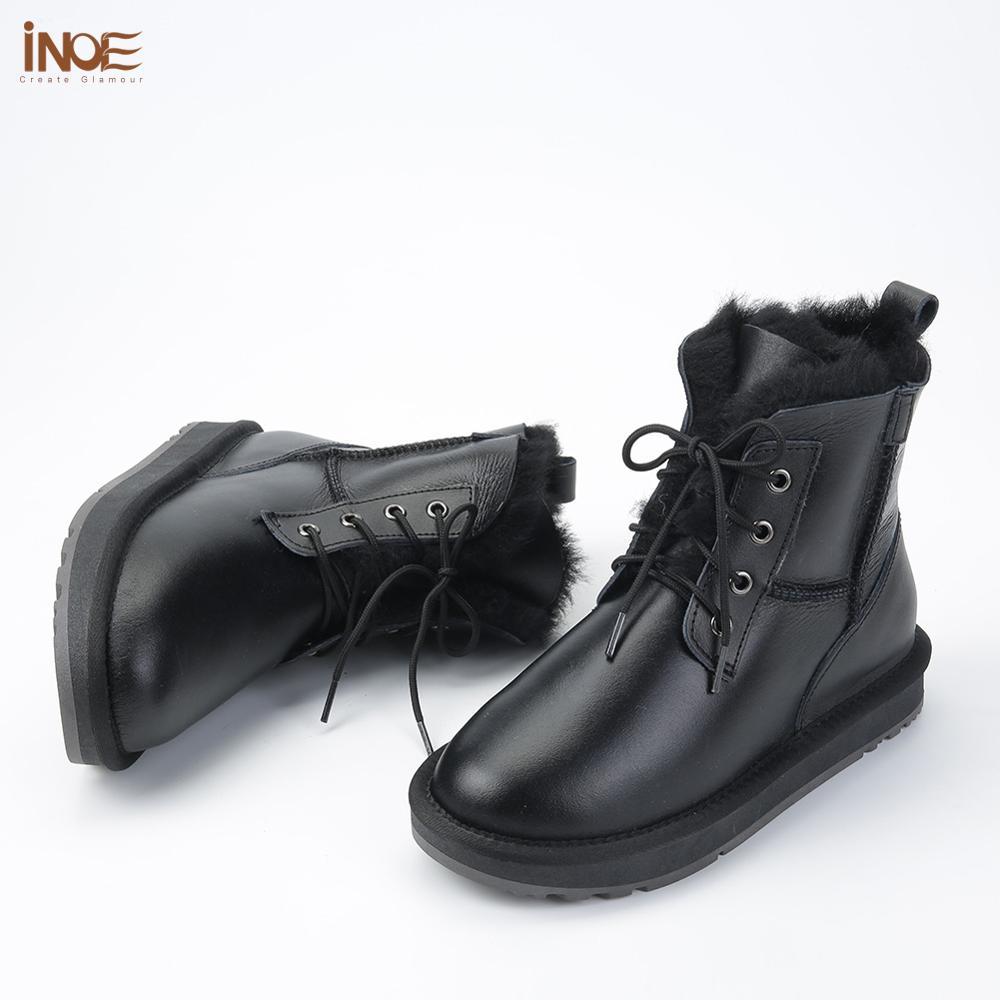 Зимние ботинки из натуральной кожи; мужские ботинки; модная обувь; мужская повседневная обувь в деловом стиле; зимние ботинки; zapatos de hombre - 6