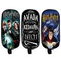Cartoon Harry Potter / Spell Avada Kedavra Wizard Pencil Holder Children School Case Boys Girls Bags Kids Cosmetic Cases
