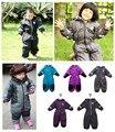 Детская новый Dongkuan толстый Комбинезон зимние комбинезоны комбинезоны нападение мальчиков и девочек высокого класса открытый лыжная одежда костюмы