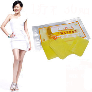 10 pack hot selling Body Slim Patch for fat loss cream weight Slimming sale the bag reducing massage products Free shipping