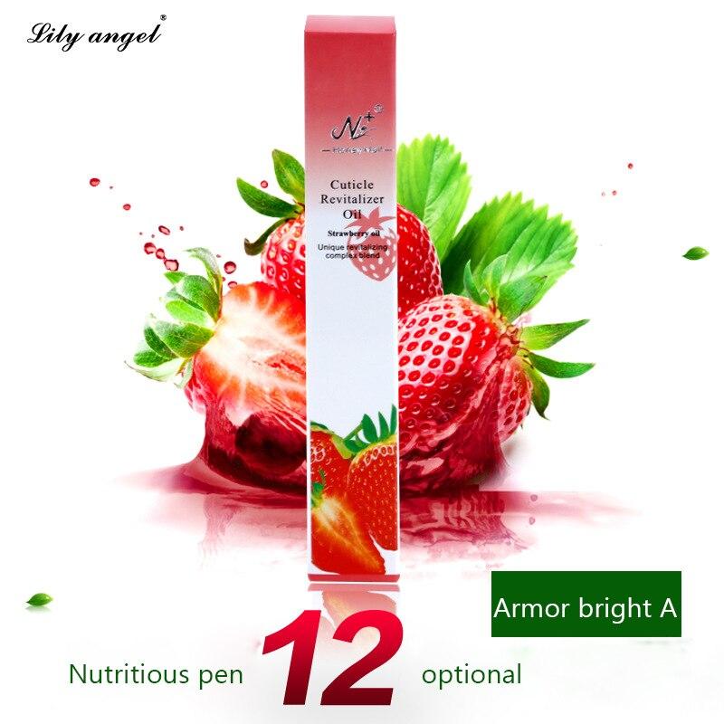 Lily angel 1pcs 5ml New Cuticle Revitalizer nutrition Oil Nail Art Treatment Manicure Soften Pen Tool Nail cuticle Oil pen