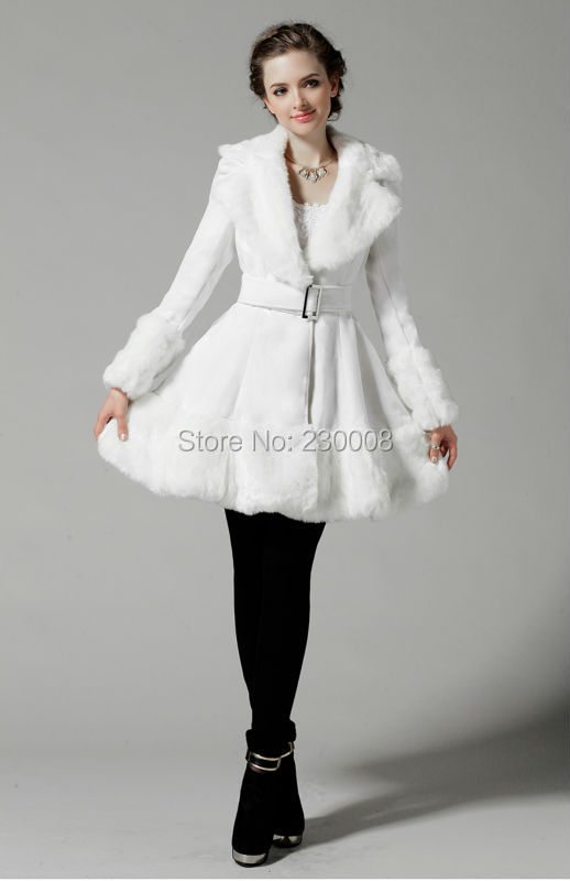 Popular Women White Coat Jacket Wool-Buy Cheap Women White Coat