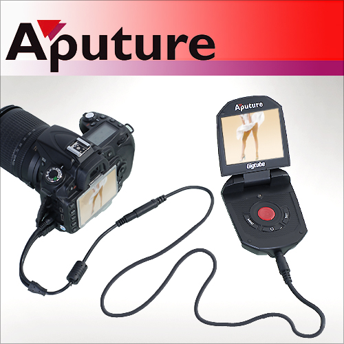 Aputure Gigtube Tilt & Swivel LCD Viewfinder Remote Viewfinder Long Distance Control GT3N For Canon Nikon Olympus Dslr Camera