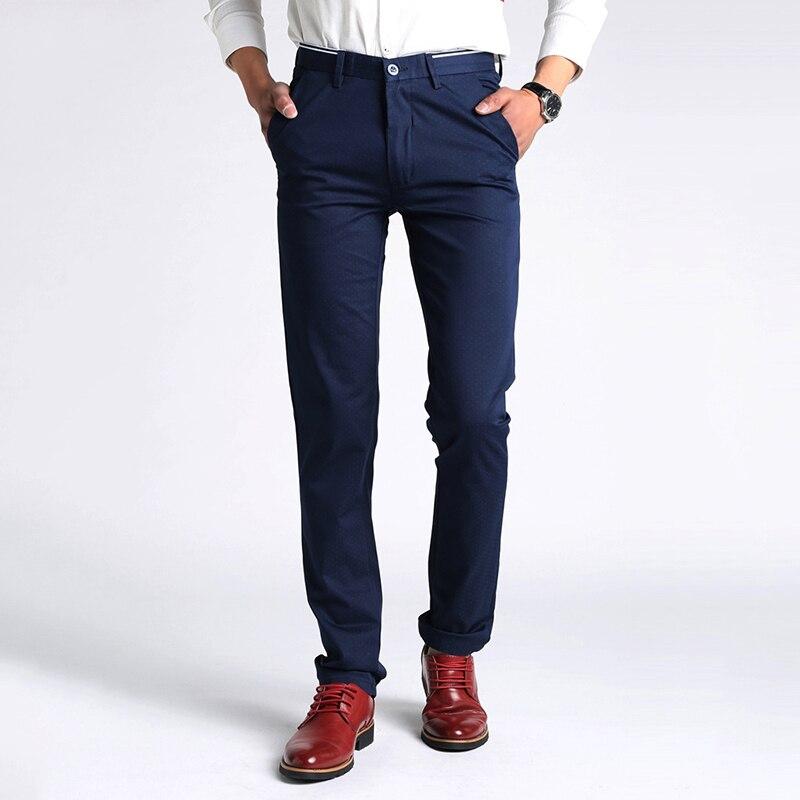 Navy Blue Mens Pants | Gpant