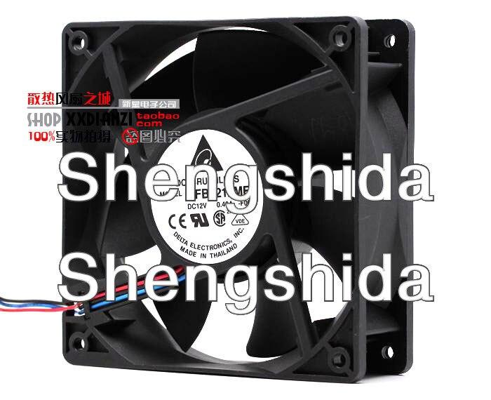 Для delta AFB1212ME 12 см 120 мм 12038 120*120*38 мм 12 В 0.4A корпус осевой Корпус Вентилятор охлаждения