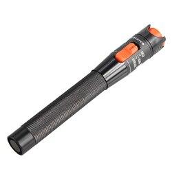 Tipo vermelho da pena da luz do laser do localizador 1-30 mw da falha visual medidor do verificador do cabo da fibra ótica