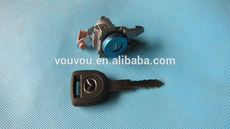 Front and left door lock latch for mazda 6 2007 2010 and - 2010 mazda 3 interior door handle ...