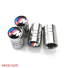 Car-styling Tire Valves Tyre Air Caps case for BMW M E60 E90 F10 F30 F15 E63 E64 E65 E86 E89 E85 E91 E92 E93 F07 M5 E61 F01 GT