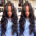 Brazilian Body Wave 3pcs Lot 7a Grade Brazilian Virgin Hair Body Wave 100% Virgin Brazilian Human Hair Weave Bundles