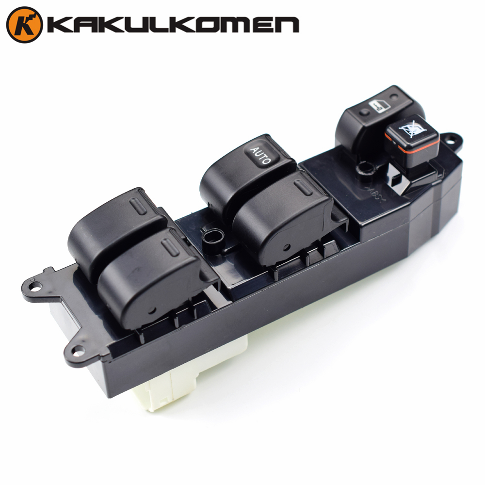 84820-42090 8482042090 Left Front Electric Master Power Window Switch Button Panel For Toyota RAV4 ACA21L ZCA26L CLA21L ACA26L