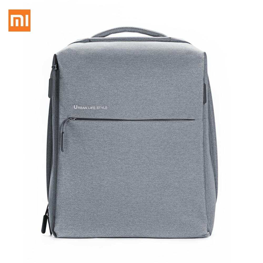 Xiaomi Mi Unisex Waterproof Minimalist Durable Leisure Travel Backpack Urban Sty