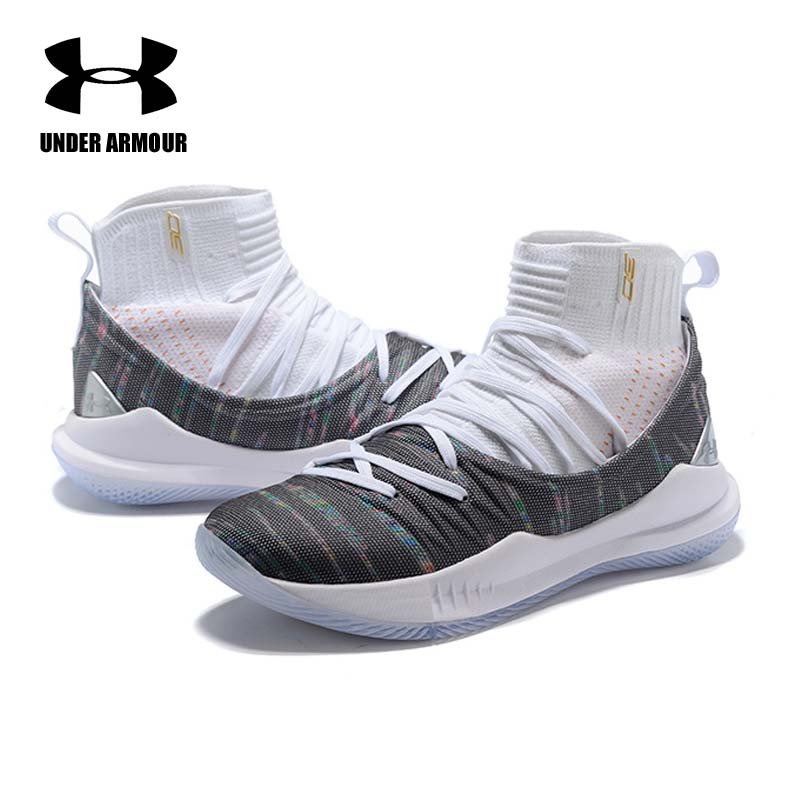 Under Armour homme Curry 5 basket chaussures welcome home stephen curry chaussures tenis basket chaussette baskets amorti baskets