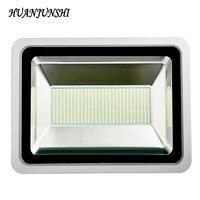 Ultrathin led 홍수 빛 300 w led 거리 빛 220 v 방수 led 투광 조명 스포트 라이트 야외 조명 led 반사판 램프