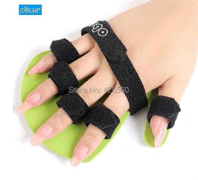 Orthosis Tangan Jari Fleksikan Finger Flex Extension Board Splint - Penjagaan kesihatan - Foto 5