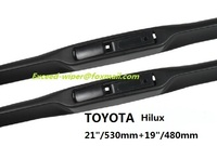 21 19 New High Quality Rubber Windshield Of Wiper Blade For TOYOTA Hilux