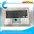 Original Laptop Palmrest Top Case with US Layout Keyboard For Apple Macbook Air A1465 MD223 MD224 2012 Year