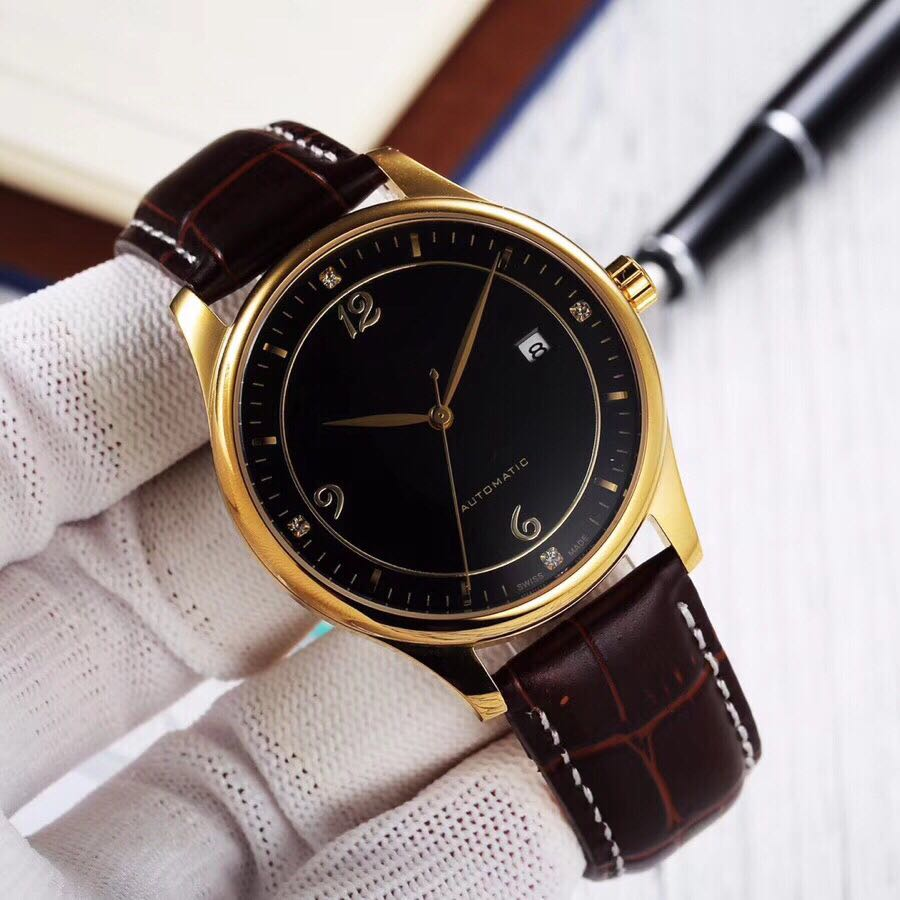 WC0824 Mens Watches Top Brand Runway Luxury European Design Automatic Mechanical Watch