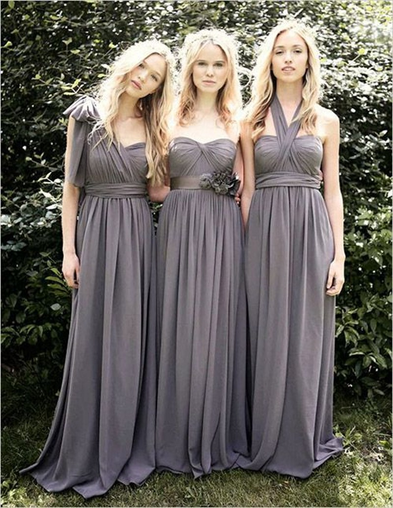 3 styles bridesmaid gowns navy bluepeachivorychampagnesilver 3 styles bridesmaid gowns navy bluepeachivorychampagnesilveryellowhunterlavender chiffon bridesmaid dresses fast shipping in bridesmaid dresses from ombrellifo Image collections
