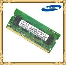 Samsung Dizüstü bellek DDR3 1 GB 1066 MHz PC3-8500 dizüstü RAM 8500 S