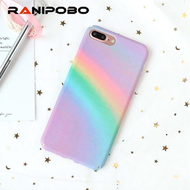 rainbow phone case iphone 7