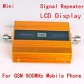 ЖК-Дисплей! GSM Усилитель 2 Г Сотовый Телефон GSM Усилитель Сигнала 900 МГц Мобильный Ретранслятор Сигнала Сотовой Усилитель желтый цвет