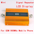 Lo nuevo de Ganancia Mini GSM 900 Mhz Amplificador de Señal de Teléfono Móvil Repetidor de Señal booster amplificador gsm 900 mhz GSM repetidor Amplificador