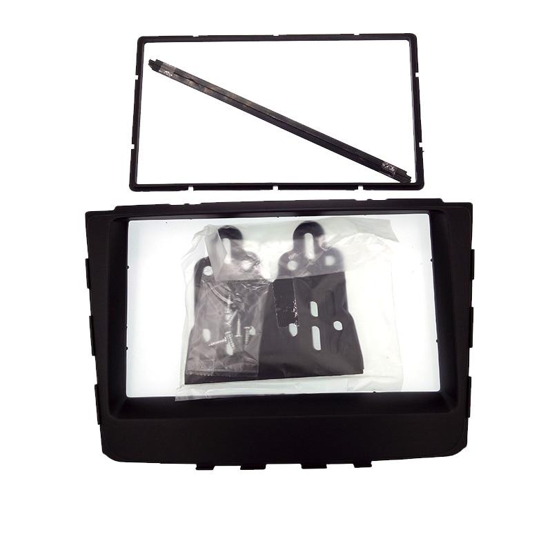 ITYAGUY 2DIN 2 DIN Car Fascia Frame for HYUNDAI CRETA IX25 2014 stereo facia frame panel dash mount kit adapter trim car radio fascia facia panel adapter for hyundai elantra md avante md 2014