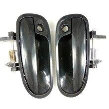 2 шт/пара снаружи дверные ручки для Honda Civic EK3 № 6 1996-2000