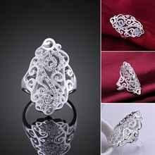 Hot Rings for Women Creative Design Lady Fashion Jewelry T-R