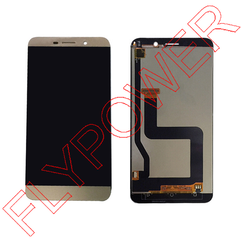 ФОТО For Letv Le one Pro X800 LCD Screen display With Touch Screen Digitizer Assembly gold by Free Shipping