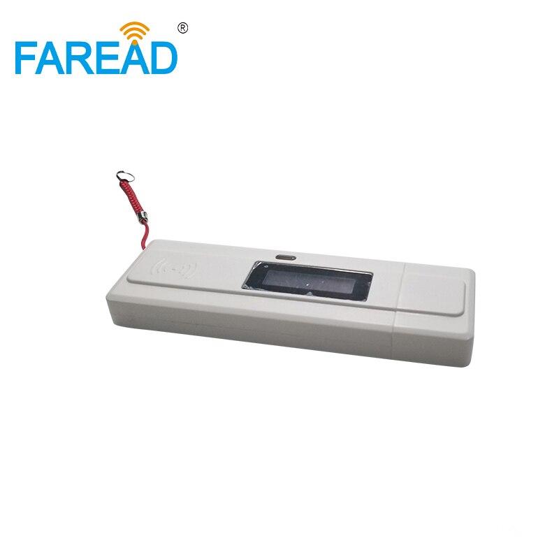 Mini Animal RFID Pocket Reader 134.2kHz FDX-B USB  Pet Scanner Easy To Carry+ X2pcs Microchips As Free Sample For Testing