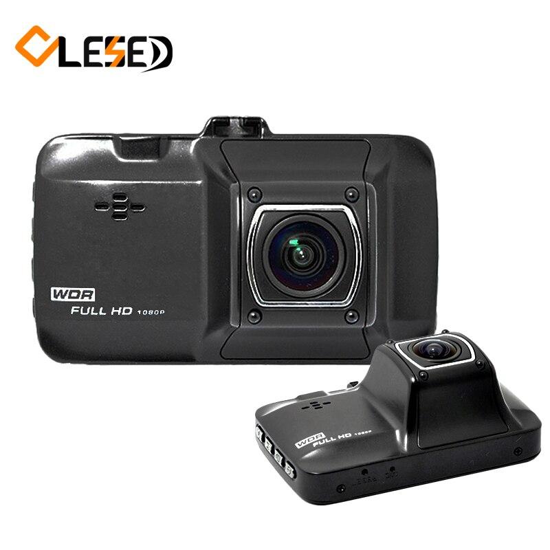 Voiture dvr vision nocturne enregistreur de stationnement enregistreur vidéo caméra carcam dash cam mini full hd 1080 p voiture caméra automatique dvr caméscope
