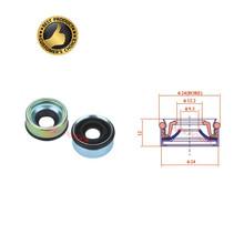 A C uszczelka do wału kompresora uszczelnienie olejowe dla Sanden SD507 SD505 SD5H115 SD5H09 tanie tanio NEKPOKKA CN (pochodzenie) iron Klimatyzacja montaż 0 1kg seal Iso9001 oil seal