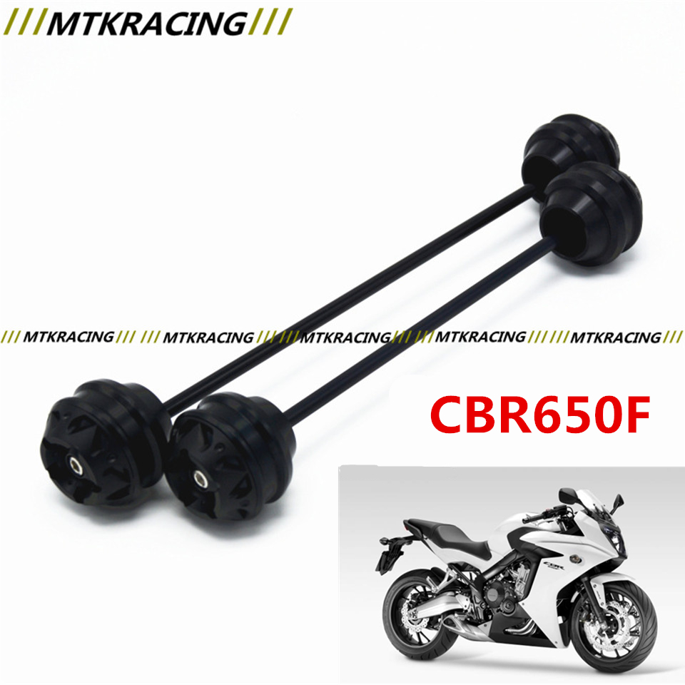 MTKRACING Free delivery for HONDA CBR650F 2014-2015 CNC Modified Motorcycle Rear wheel drop ball / shock absorber yuvraj singh negi biopolymers for targeted drug delivery systems