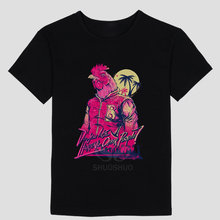 Hotline Miami Tee Shirts Popular Good Price top-down shooter video game T Geek Original tshirt Crew neck Boyfriends Costumes