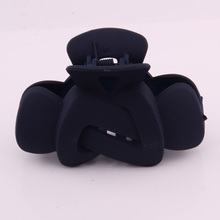 Newest Women Hair Claw Plastic Bowknot Clip Washing Ponytail Holders Casual Living Hairpin Jewelry Large Size Clamp
