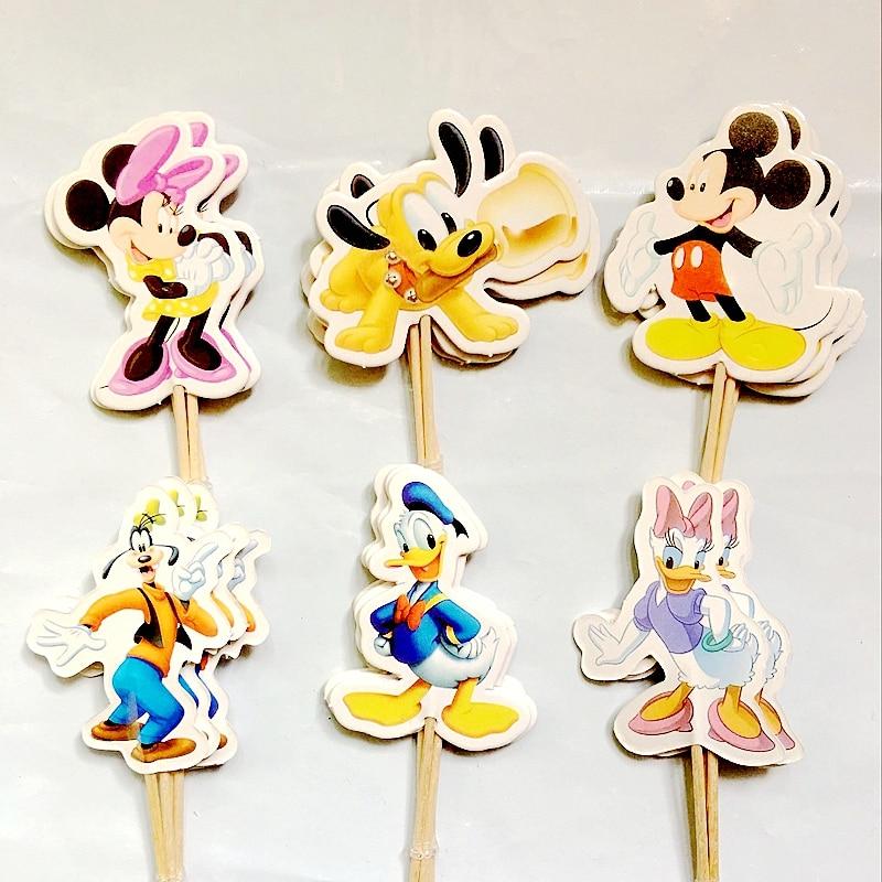 Donald Duck Cake Topper
