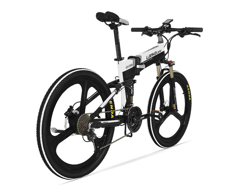 HTB1GgXdbjLuK1Rjy0Fhq6xpdFXai - 27 Pace Electrical Scooter 48V Electrical Bicycle 240W Hydraulic Disc Brake and Oil Suspension Grownup Folding Moveable Electrical Bike