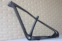 NEW carbon mountain bike frame 29er carbon MTB bicycle frame 29 carbon mountain bicycle frame