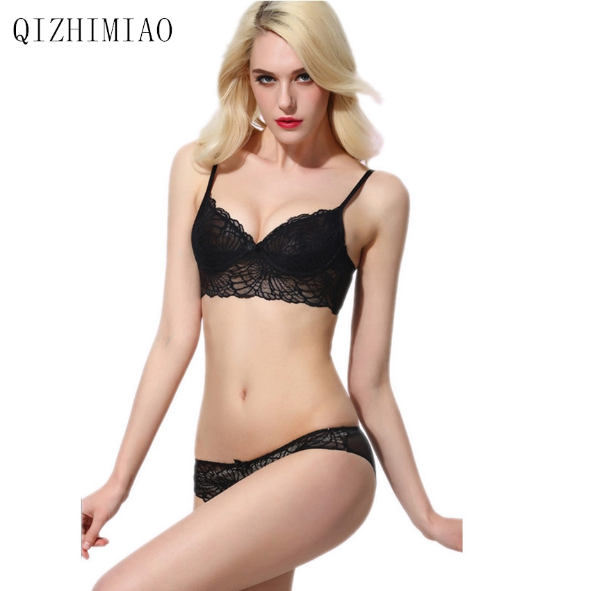 Free Shipping Fashion transparent sexy bra set plus size Women font b gauze b font embroidery online get cheap b gauze aliexpress com alibaba group,B Gauze Womens Clothing