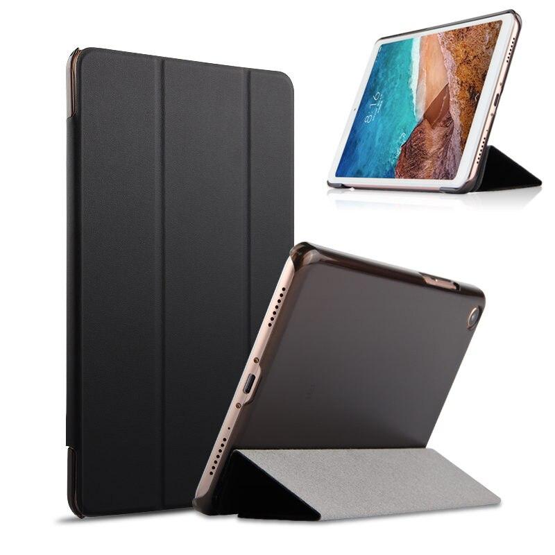 PU Funda de cuero para xiaomi mi Pad 4 mi Pad4 8 pulgadas Tablet caso elegante protector para xiaomi mi pad4 mi pad 4 8,0