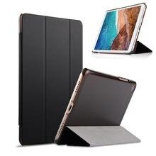 """PU Lederen Beschermhoes Voor xiaomi mi pad 4 mi Pad4 8 Inch tablet beschermende Smart Case Voor Xiaomi mi pad4 mi pad 4 8.0 """"case cover"""