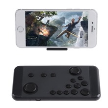 Game Controller Multifunction Bluetooth4 0 Wireless Game Handle Controller Portable Bracket Gamepad Joystick for IOS Android