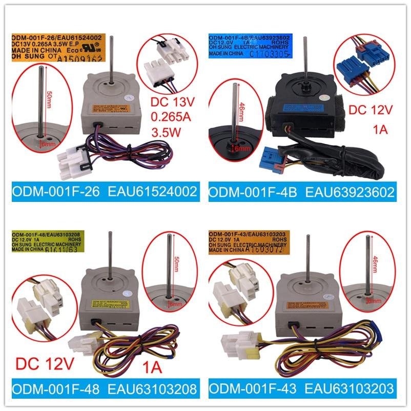 ODM-001F-26 EAU61524002/ODM-001F-2C22 EAU61524001/ODM-001F-4B EAU63923602 EAU63103208/ODM-001F-43 EAU63103203