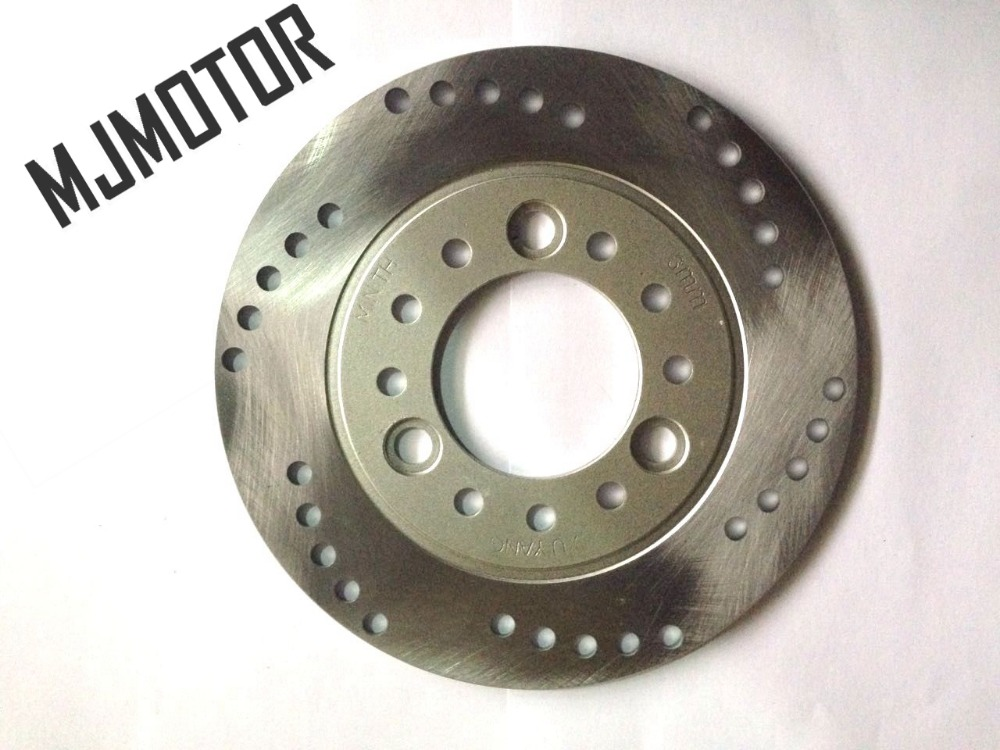 Brake Disc 180mm Dia. For QJ Keeway Chinese GY6 Scooter Honda Yamaha Kawasaki Motorcycle ATV Moped Go Kart Spare Parts left side hydraulic rear brake handle assy for chinese scooter honda yamaha jog kawasaki motorcycle atv moped spare parts